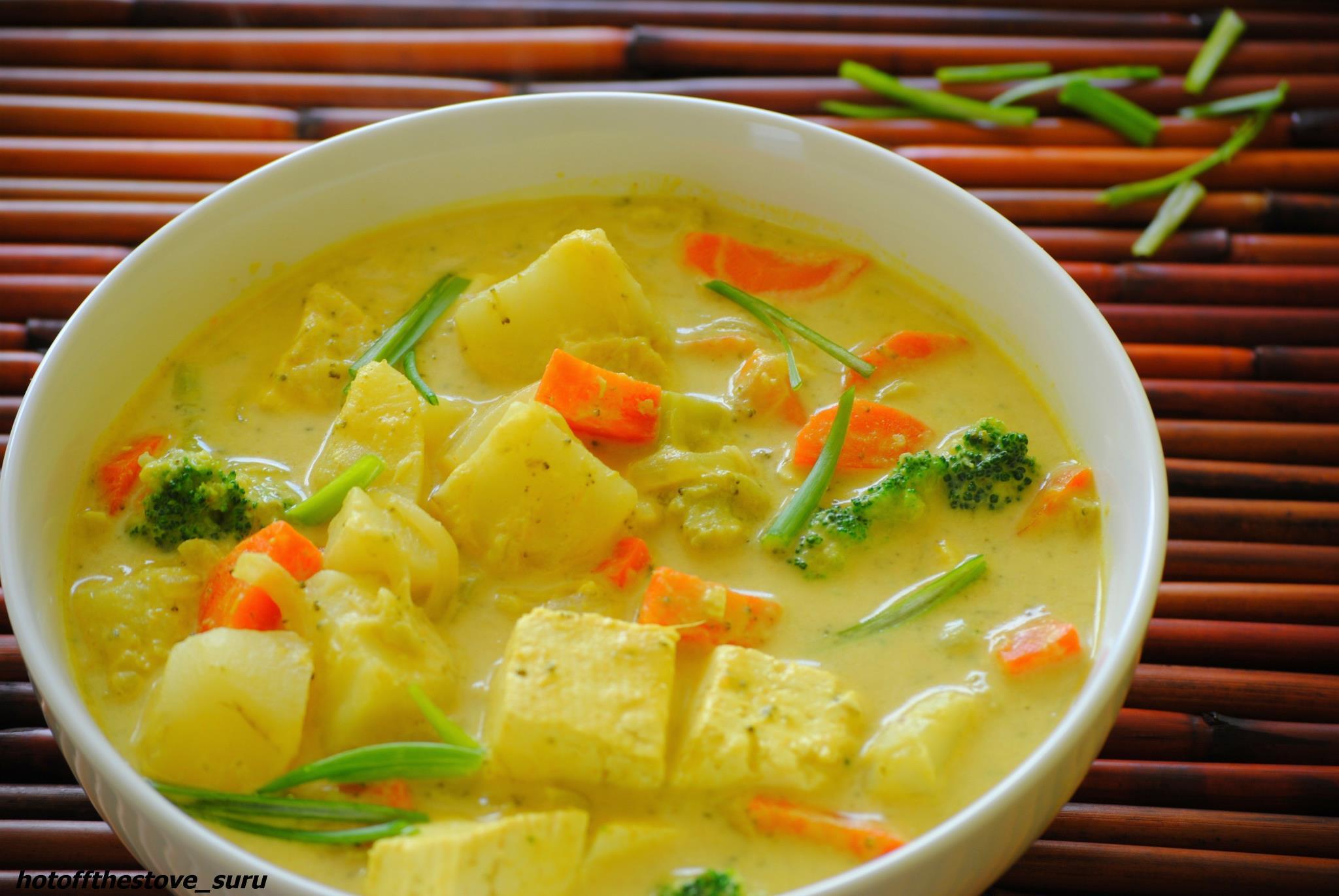 Soup | Darunee Thai Cuisine, San Marcos, CA