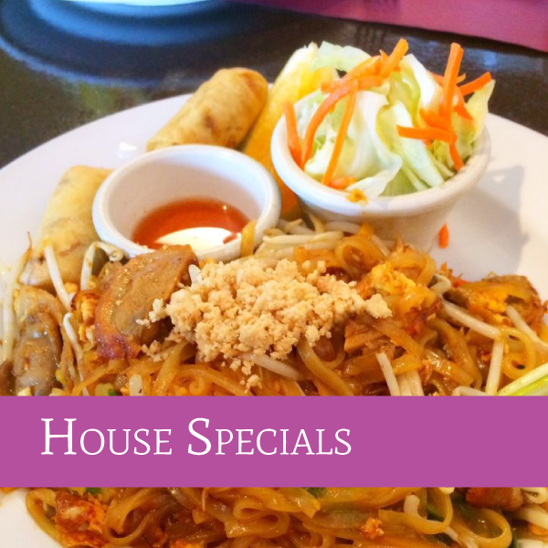 House Specials | Darunee Thai Cuisine, San Marcos, California
